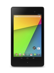Asus Nexus 7 tablets de menos de 300 euros