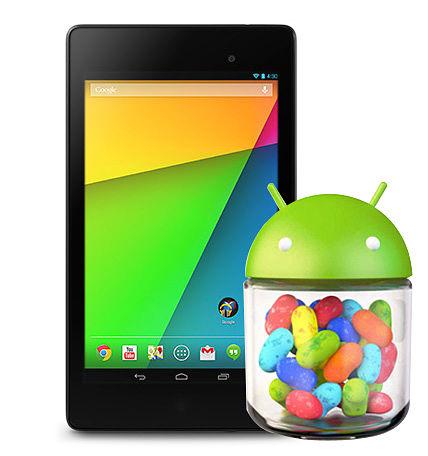 Asus Nexus 7 7 pulgadas Android 4.3