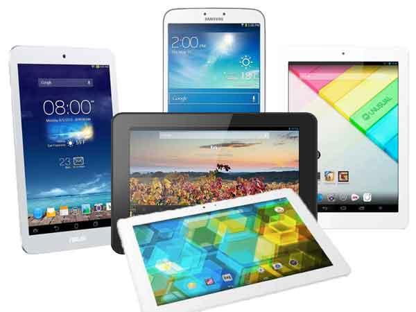 Comparativa tablets de menos de 200 euros