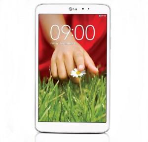 LG G Pad 8.3 tablets de menos de 300 euros