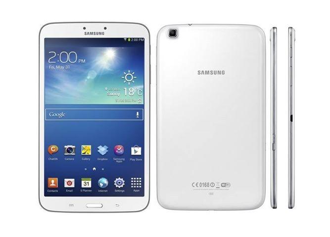 Samsung Galaxy Tab 3 8 Cámaras