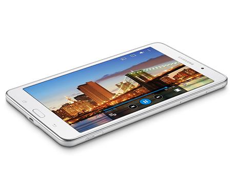 Samsung Galaxy Tab 4 7 Pulgadas Resolución
