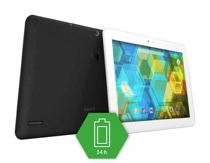 Comprar tablet BQ Edison 3 bateria