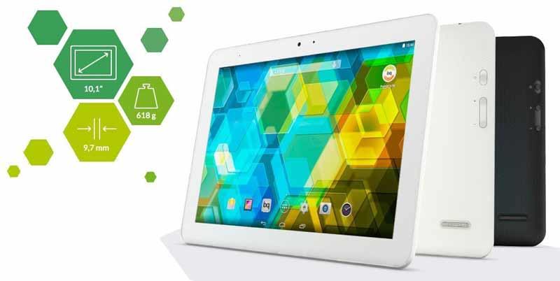 Comprar tablet BQ Edison 3 dimensiones