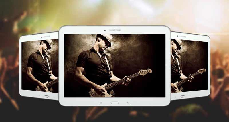 Comprar una tablet Samsung Galaxy Tab 4 10.1 sonido
