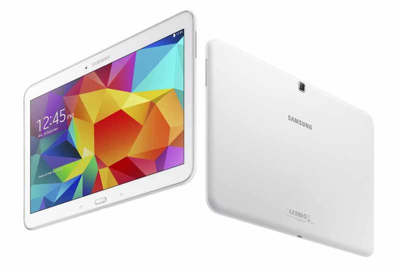 Comprar una tablet Samsung Galaxy Tab 4 10.1 diseño