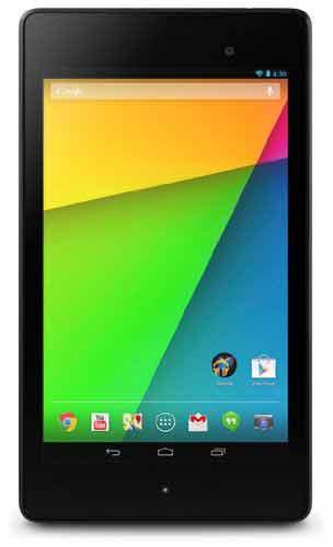 Cuál es la mejor tablet de 7 pulgadas Nexus 7