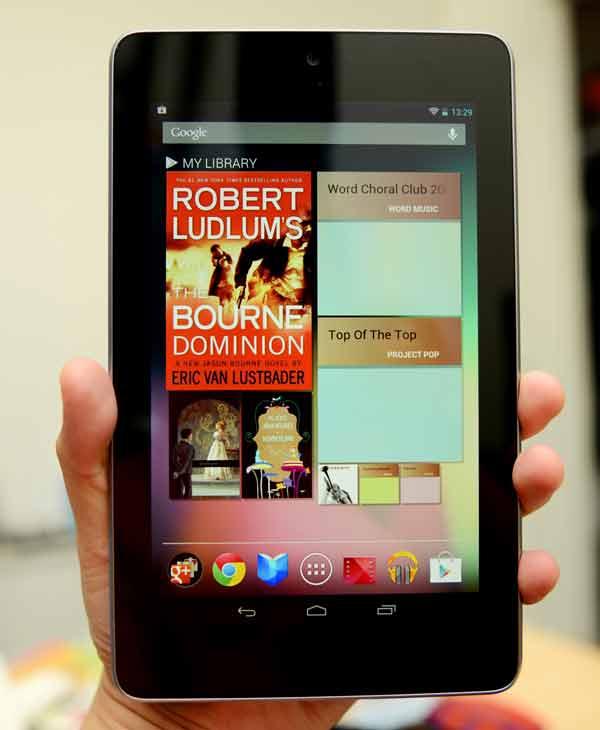 Cuál es la mejor tablet de 7 pulgadas según pantalla