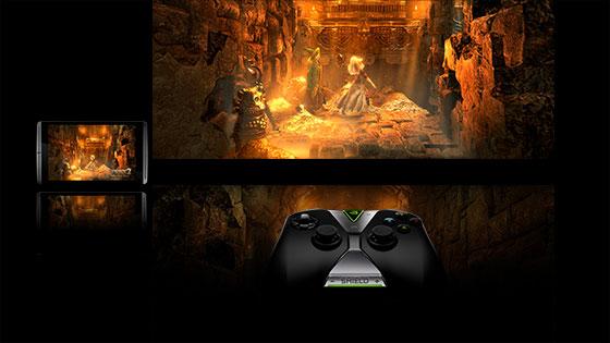 nVidia Shield 16Gb Juegos