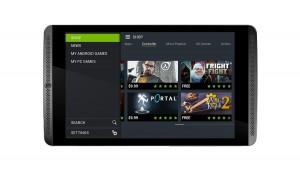 Nvidia Shield tablets de menos de 300 euros